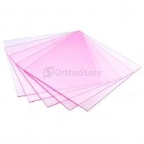 Пластины SD для капп квадратные (0,5мм) твердые